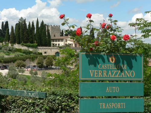 "A fantastic vineyard where we went for a ""tasting"" and were treated to a 6-course Italian feast with LOTS of wine!"